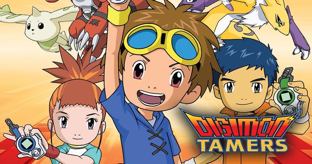 Digimon Tamers Stream