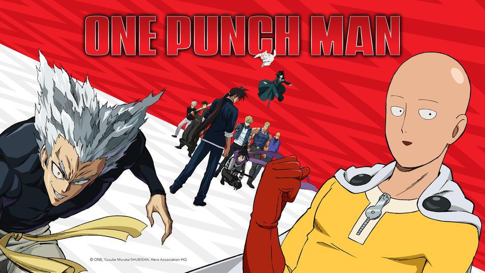 one punch man season 2 watch free