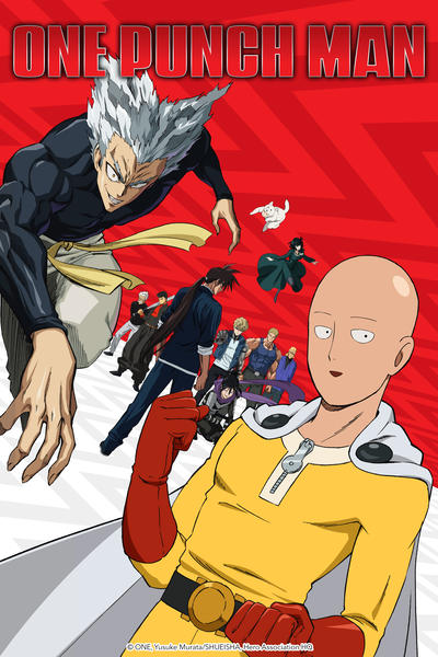 Watch One Punch Man Streaming Online Hulu Free Trial
