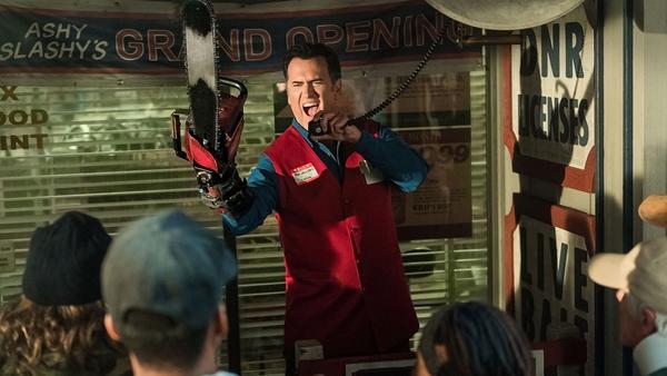 Watch Ash Vs Evil Dead Streaming Online Hulu Free Trial