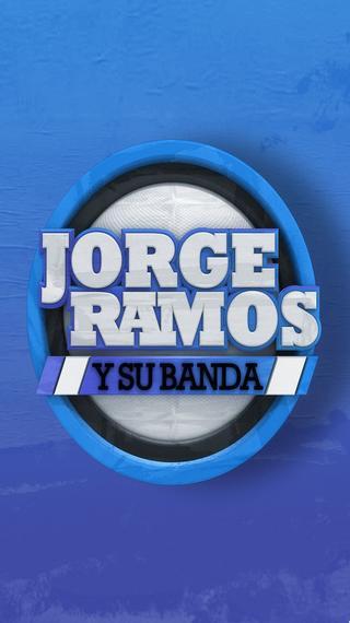 Mar, 10/19 - Jorge Ramos Y Su Banda