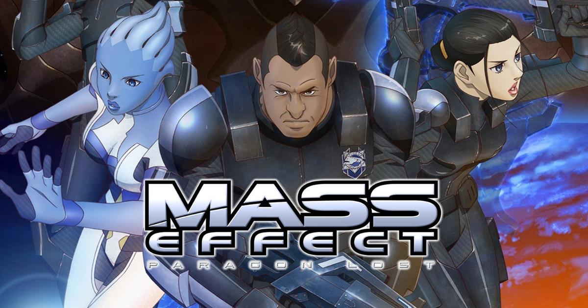 Watch Dub Mass Effect Paragon Lost Streaming Online Hulu Free Trial