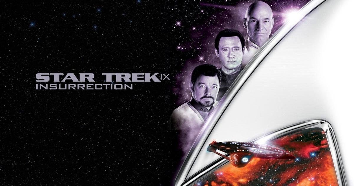 Star Trek Insurrection Stream